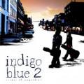 Silver Moon-indigo blue