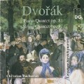 Antonin Dvorák: Piano Quintet in A major, B. 155 (Op. 81) (once listed as Op. 77) - Scherzo (Furiant). Molto vivace