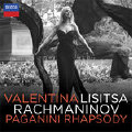 Rachmaninov: Rhapsody On A Theme Of Paganini, Op.43 - Rhapsody On A Theme Of Paganini, Op.43-Valentina Lisitsa