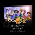 Butterfly抒情版-Violin Ver.(数码宝贝OP)(Cover 和田光司)